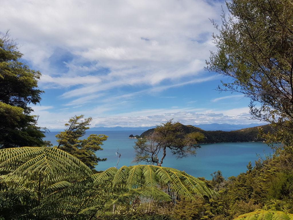 Wanderung Abel Tasman Nationalpark in Neuseelands Südinsel
