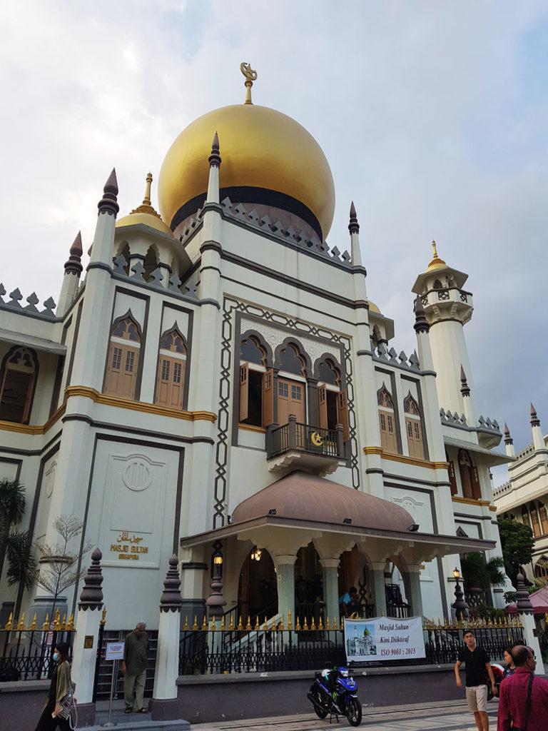 Masjid Sultan Moschee Singapur